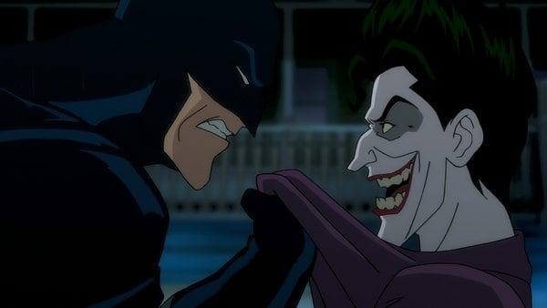 Batman: The Killing Joke (From Mark Hamill's Twitter)
