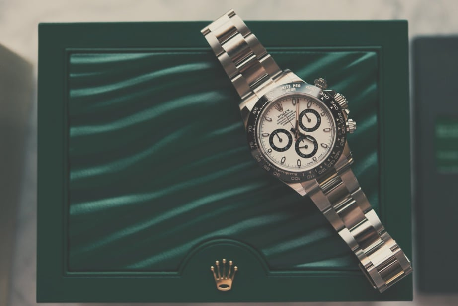 The new Rolex Daytona reference 116500LN (From Hodinkee)
